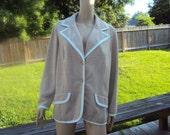 60s Mod Vintage Amy Adams Jacket