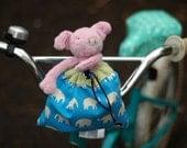 Bicycle Treasure Bag - Elephants