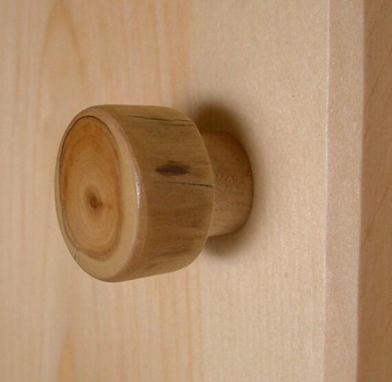 How To Remove A Bathroom Door Handle With Lock: Log Cabin Knob Rustic Cabinet Door Knob By RusticLogDecor
