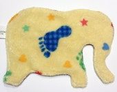 elephant lovey and Nb Tie dye onesie for sassygraceboutique