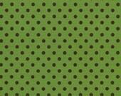Michael Miller - Dumb Dot - Avocado