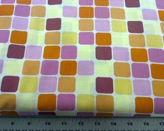 Michael Miller - DS4705 - Sanctuary - Glass Tiles - Sherbert