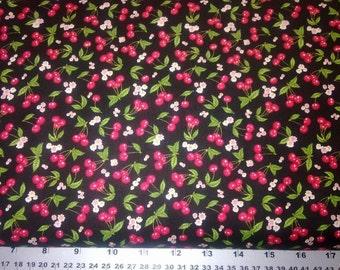 RJR - What's Cookin - Cherries on Black - 0439-03