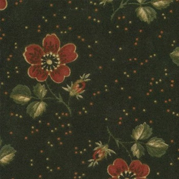 Moda Fabrics - 9271 - Kansas Troubles - Vine Creek