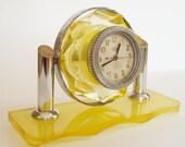 RARE Clock from Russia Soviet Union