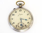 Antique German pocket watch Junghans