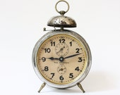 RARE Antique alarm clock Junghans Rob Waldmans