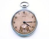 RARE Vintage pocket watch from Russia Soviet Union era