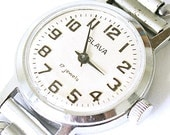 Vintage Russian Mechanical watch Slava from Soviet Union era