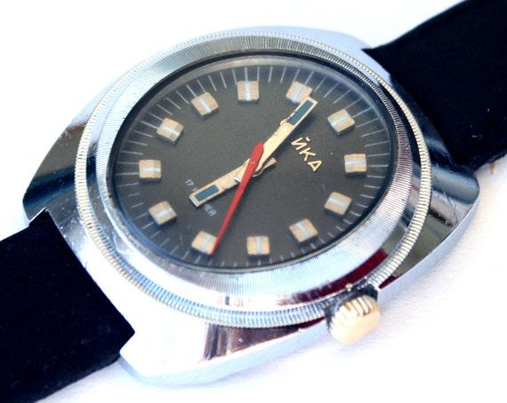 Wrist watch Chaika from Russia
