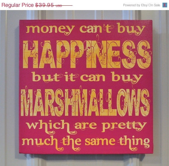 Narrative essay money can't buy happiness