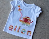 Personalized Elephant Birthday Shirt
