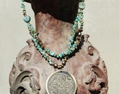 Ancient Mayan Inspired Necklace