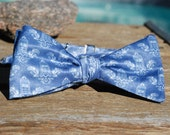 Police Box Adjustable Length Bow Tie