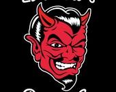 El Diablo Den of Sin Rockabilly Tee
