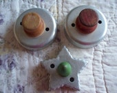 Vintage Cookie Cutters Set of 3
