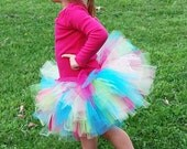 Gumdrops And Lollipops SuperPoof Tutu - Size 6 months - 4T