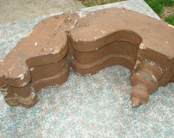 Vintage Antique Architectual Corbel