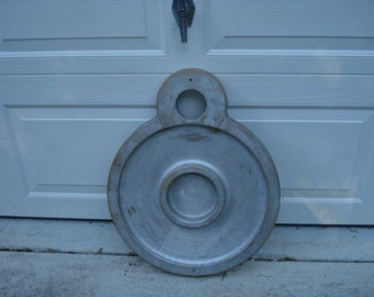 Vintage Large Industrial Foundry Mold