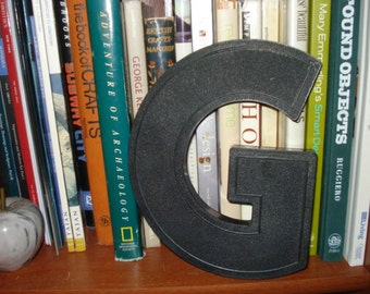 Vintage Mid Century Modern Marquee Letter G