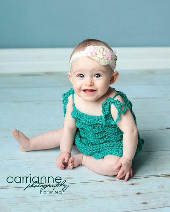 Piper Dress Crochet Pattern