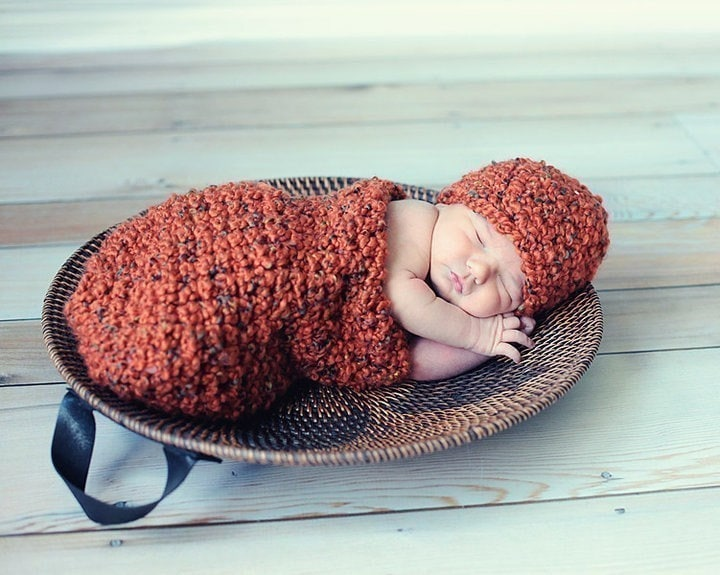 free crochet patterns baby cocoon.
