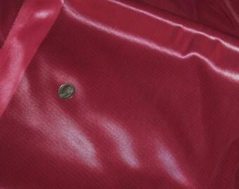 Festive Foil -- Christmas Red