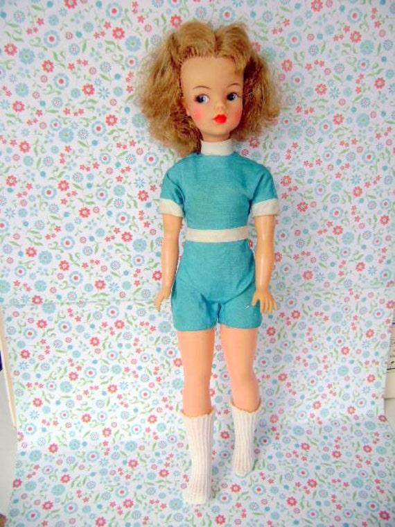 Original Tammy Doll with Original Blue Playsuit