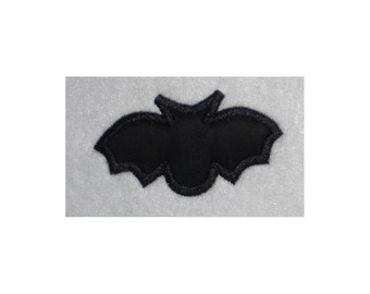 Instant Download Halloween Bat Embroidery Machine Applique Design 803