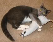Organic Wild Catnip Cat Toy - Big Rat