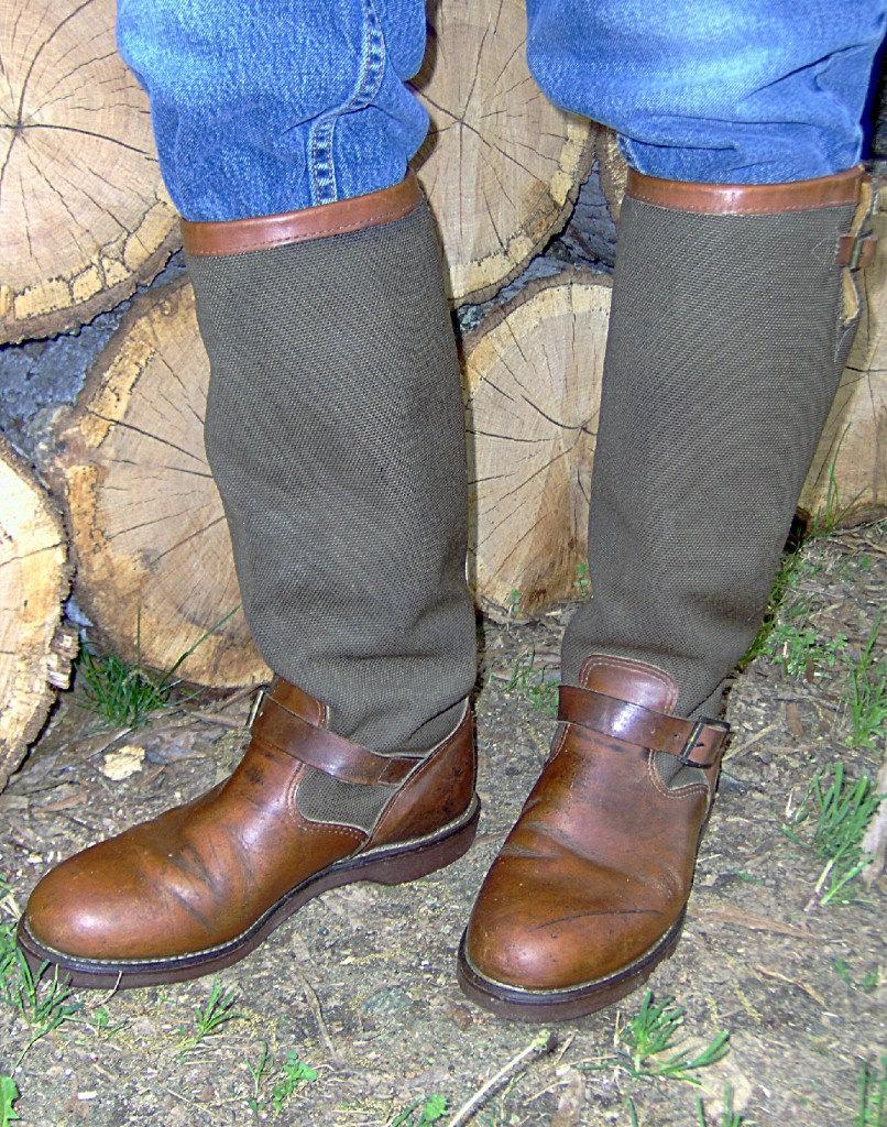Vintage Men S Chippewa Snake Boots