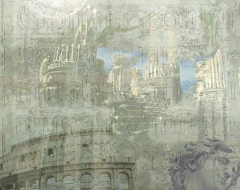 When in Rome Fine art print