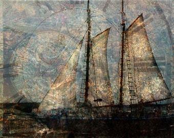 Set Sail Fine Art Print 8x10