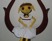 Farthing the Regency Goblin Doll