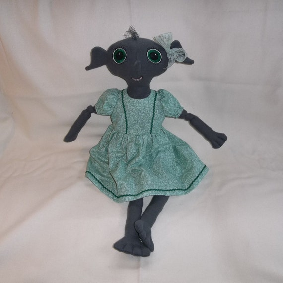 Bracken the House Elf Doll