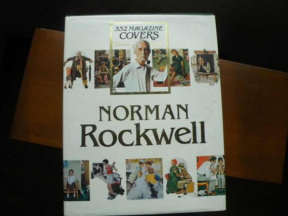 50% off enter LOVE99 at checkout.  Norman Rockwell HUGE Book
