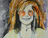 Janis Joplin Rock and Roll The One and Only