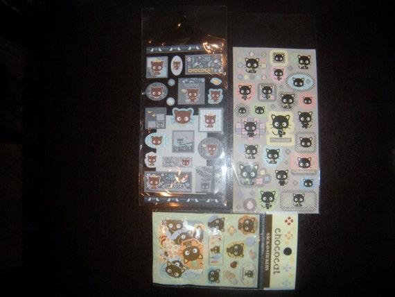 Destash Sanrio Chococat Stickers