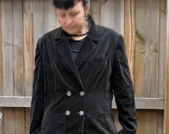 2x2 Black Jacket