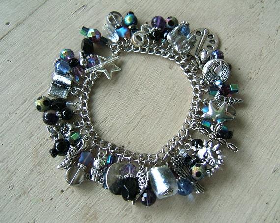 Across the Universe Inspired Charm Bracelet