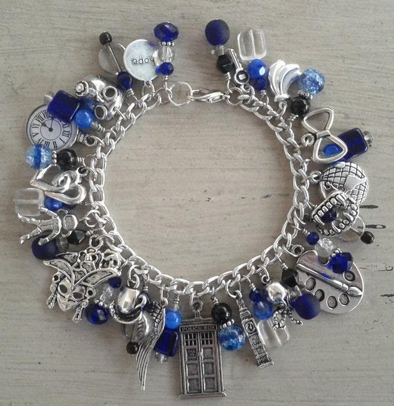 The Doctor's Companion Bracelet