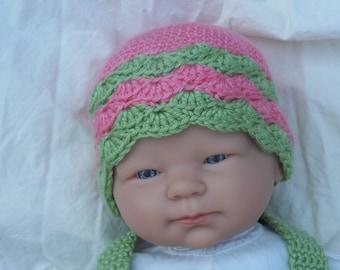 Pattern 18 Baby Hat