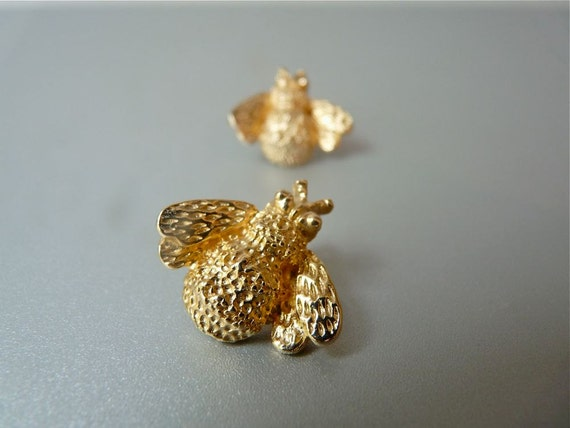 Vintage Mimi di N bee earrings