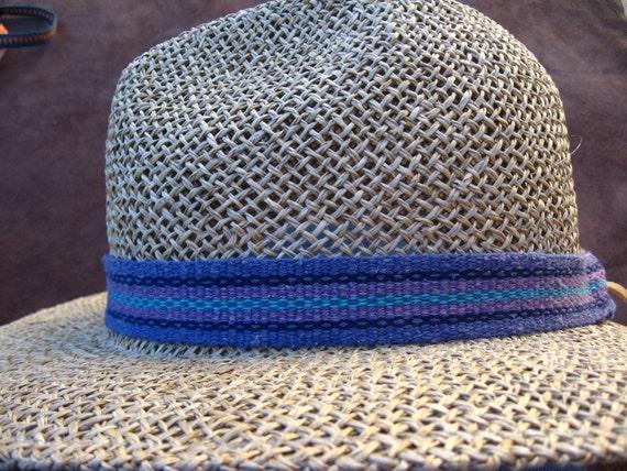 Silk Handwoven Hatband