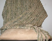 Crochet Homespun Afghan Made to Order Wedding Gift Birthday Gift Christmas Present Get Well Gift