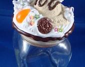 Sweet Ice Cream Deco Jar