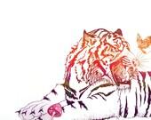 Happy New Year Tiger