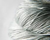 Polar bear gone to heaven - Silk/Cashmere Yarn fingering weight