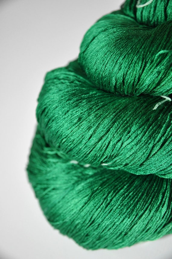 Absinthe - Silk Yarn Lace weight