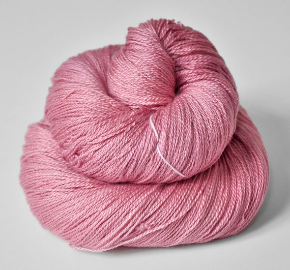 Urd OOAK - Silk/Merino Yarn Lace weight